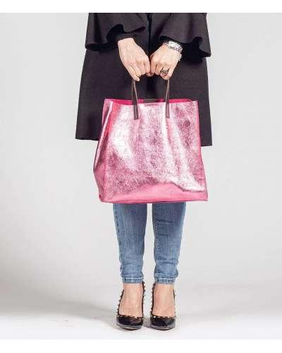 Borsa Shopping Glitter Media